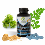 Moringa Caribbean 60+60 kapsúl BLUE MORINGA FOR MEN TURBO